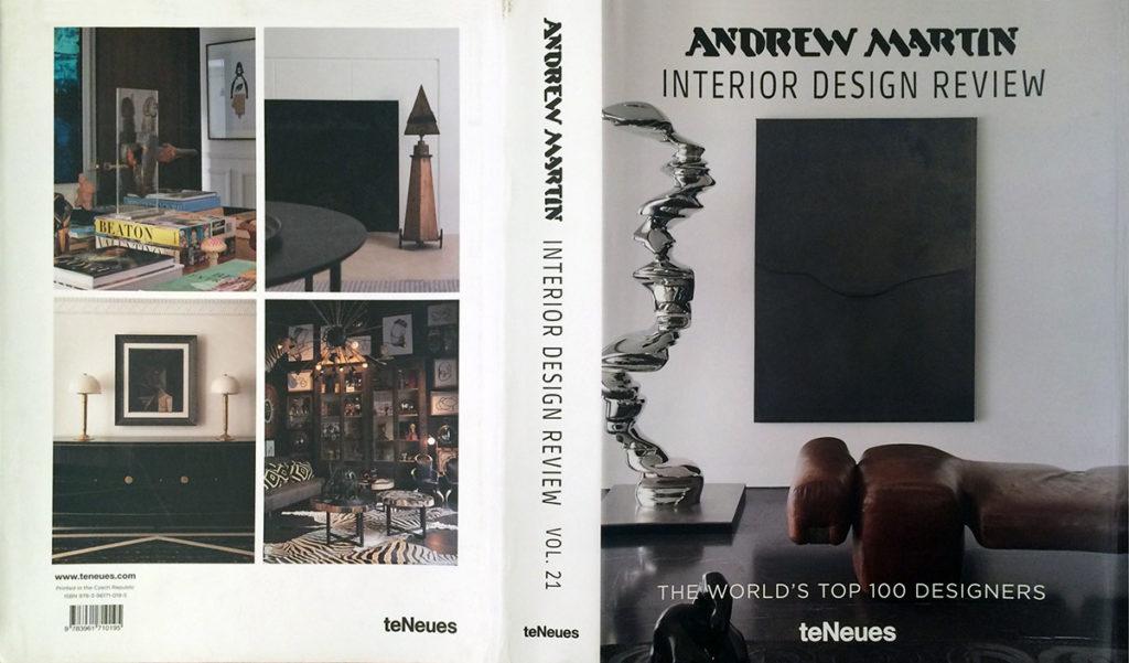 Andrew Martin Magazine Estudio Laura Brucco